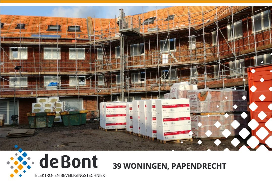 Project in Papendrecht!